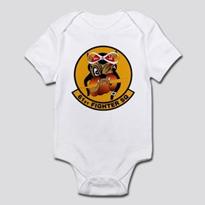 61st Fighter Squadron Infant Creeper