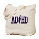AD/HD Tote Bag