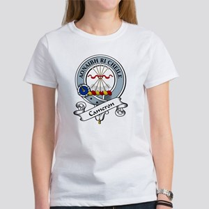 Cameron Clan Badge Women's T-Shirt