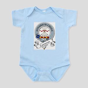 Cameron Clan Badge Infant Creeper