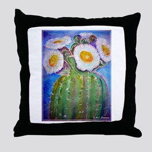 Cactus, awesome, Throw Pillow