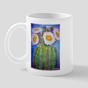 Cactus, awesome, Mug