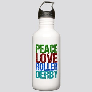 Roller Derby Stainless Water Bottle 1.0L