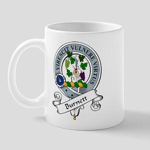 Burnett Clan Badge Mug