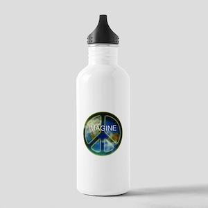 Awaking Stainless Water Bottle 1.0L