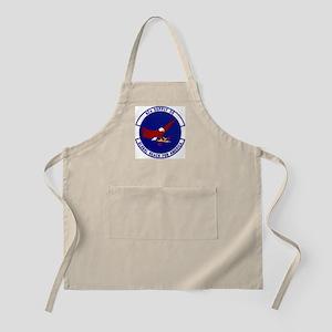 62d Supply Squadron BBQ Apron