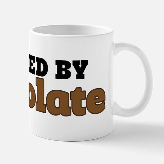 Fuelled by Chocolate Mug