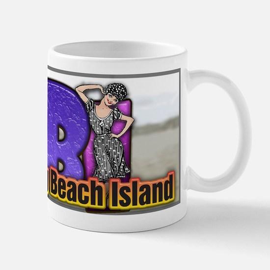 Smilin' on the Island... Mug