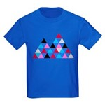 Snow Mountains Kids Dark T-Shirt