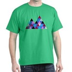 Snow Mountains Dark T-Shirt