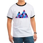 Snow Mountains Ringer T