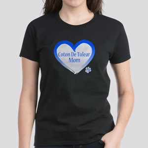 Pug Mom Women's Dark T-Shirt