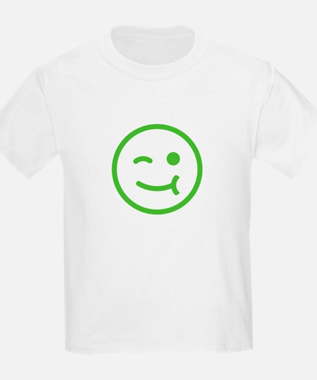 Kid's Emoticon Tee
