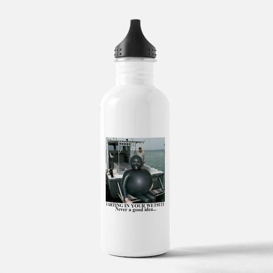 Unique Goofy Water Bottle