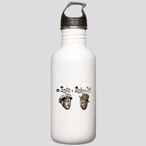 Amos 'n' Andy Stainless Water Bottle 1.0L