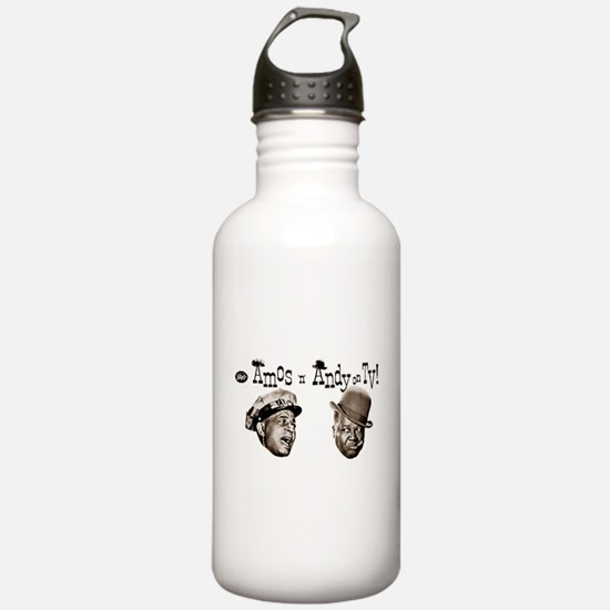 Amos 'n' Andy Water Bottle