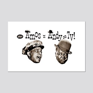 Amos 'n' Andy Mini Poster Print