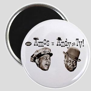 Amos 'n' Andy Magnet