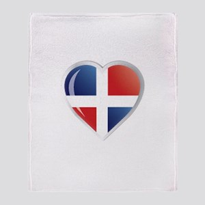 REP. DOMINICANA Throw Blanket