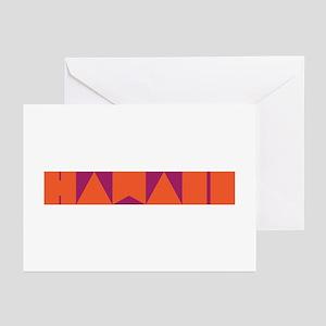 Hawaiian Tribal Greeting Cards (Pk of 10)
