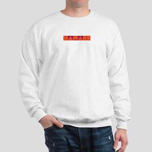 Hawaiian Tribal Sweatshirt