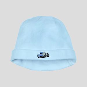 Long Haul Trucker baby hat
