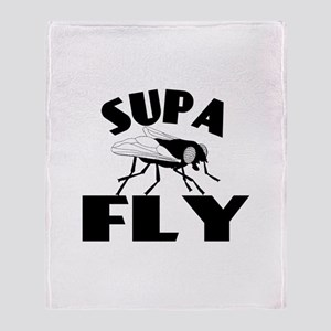 Supa Fly Throw Blanket