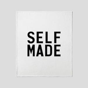 Self Made Throw Blanket