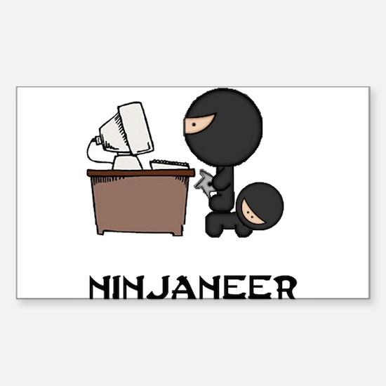 2-ninjaneer Decal