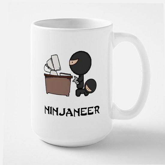 2-ninjaneer Mugs