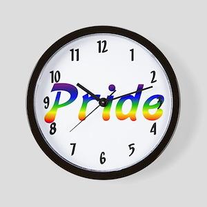 """Pride"" Wall Clock"