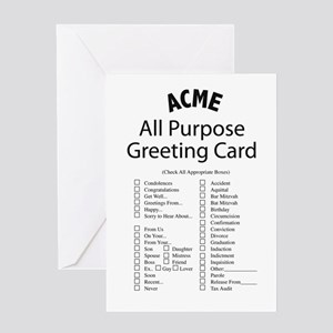 All purpose greeting cards cafepress all purpose greeting cards m4hsunfo