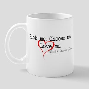 Pick Me - Derek Meredith Mug