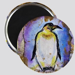 Penguin, colorful, Penguin, Magnet