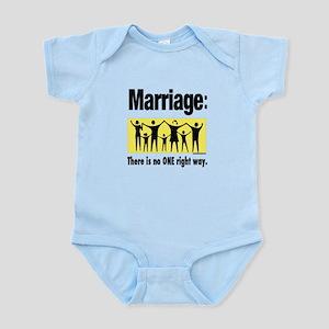 Marriage - Infant Bodysuit