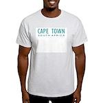 Cape Town SA - Ash Grey T-Shirt