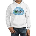 Rambling Terrier Hooded Sweatshirt