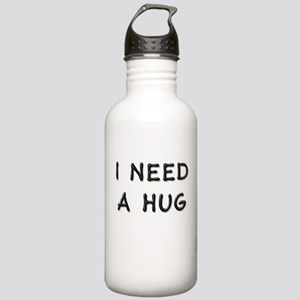 I need a hug Stainless Water Bottle 1.0L