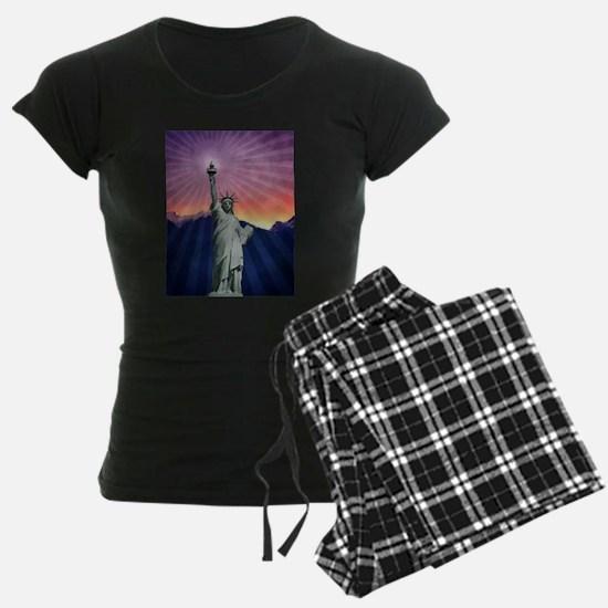 Statue of Liberty Pajamas