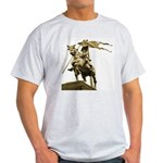 Maid Of Orleans Ash Grey T-Shirt