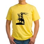 Maid Of Orleans Yellow T-Shirt