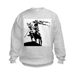 Maid Of Orleans Kids Sweatshirt