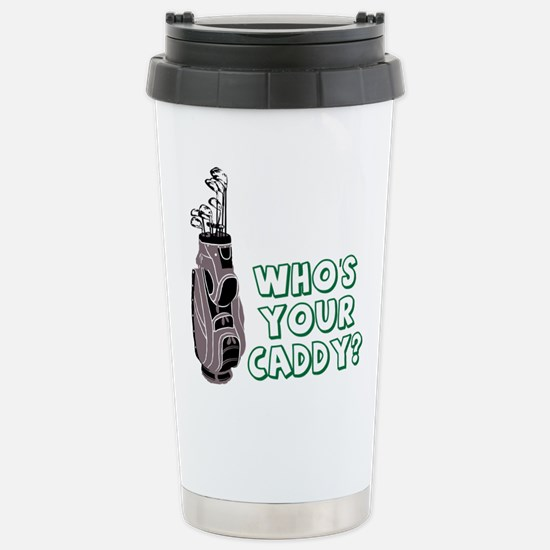 Cute Caddy Travel Mug