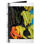 Mexican Peppers Journal