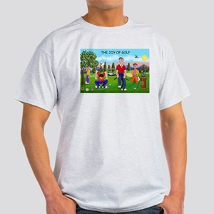 Joy of Golf 1 Light T-Shirt