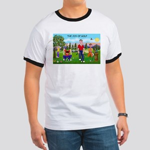 Joy of Golf 1 Ringer T