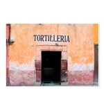 Tortilleria in San Miguel, MX Postcards (Package o