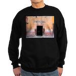 Tortilleria in San Miguel, MX Sweatshirt (dark)