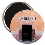 Tortilleria in San Miguel, MX Magnet
