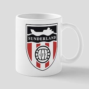 Sunderland AFC Ship 11 oz Ceramic Mug